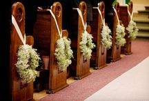 Decoração da Cerimônia Igreja