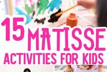 Artists for Kindergarten