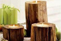 Creative in wood