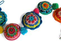 Ganchillo - Crochet / Tejidos