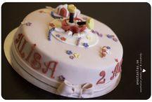 Anastasia´s cakes.  / Handmade & homemade by me!