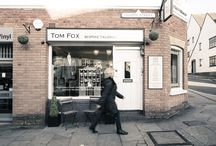 Our Store / http://www.tomfoxtailoring.co.uk