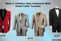 Tuxedos for Men