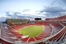 San Francisco 49ers / The San Francisco 49ers are a professional American football team located in the San Francisco Bay Area. They compete in the National Football League as a member of the league's National Football Conference West division. They are 5-time Super Bowl Champions.