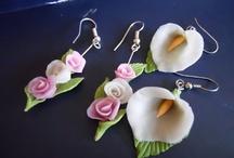 bijouterie y botones para porcelana / adornos colgantes y botones