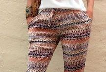 Moda / Looks que adoro