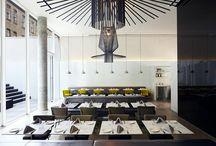 Inspired Shop/Restaurant Interiors / by Limette (Stefan Gruener)