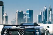 Zonda macchine di lusso