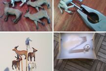 Recycled projects - toys, games / by Sara Thompson