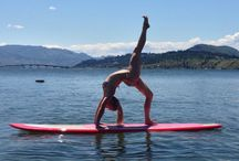 SUP & SUP YOGA / SUP, stand up paddle, Yoga & stand up paddle