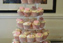 Celebration and Wedding Cupcakes