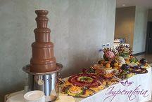 Fantana de ciocolata / Fantana de ciocolata pentru petreceri