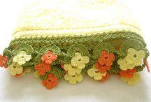 barrinha de crochet
