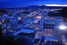 Salzburg / Bilder aus und um die Stadt und das Land Salzburg