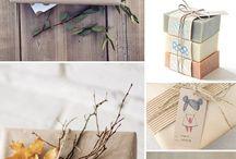 Packgaging ideas / Packaging