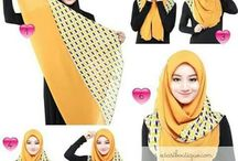 Beatiful hijab