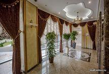 отель шторы