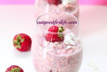 smoothies and overnight oats