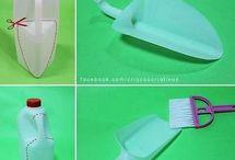 knutsel plastic
