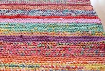 Crochet - Rugs / by Dagmar Shytle