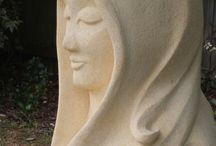 Reiki Goddess Sculpture