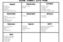 Social Studies  / by Sarah Wise
