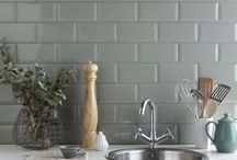 Tile Mountain Blogger Comp / Our kitchen is finished but it just needs the little touches and tiles! I'd love to win this competition to finish our kitchen