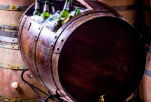 Wooden barrel  ღ
