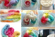 Dyeing Projects