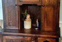 Custom Cabinets / Custom kitchen and bath cabinets as well as furniture