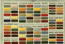 Historical Color Palettes