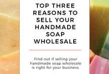 Making Money Selling Soap / can you make money selling soap, make money selling soap, starting a soap business, make money soap business, make money selling soap online, how to sell soap legally, selling homemade soap at farmers market,  making and selling soap from home