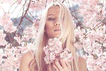 Photoshooting - Kirschblüten