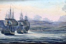 Naval history / by Liz Lloyd