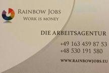 Agencja Pośrednictwa Pracy / rainbowjobs.eu