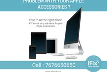 iPod /  iFix India is an Authorized Apple Service center for all your Apple devices ranging from iPod situtated in Bangalore