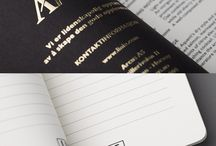 Notebook / Notatblokk