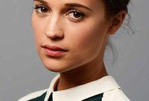 ^ Alicia Vikander Royal Style ^ / by Heidi Vizuete
