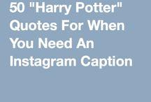 Citazioni Harry Potter