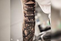 Incredible tattoos / Tattoos