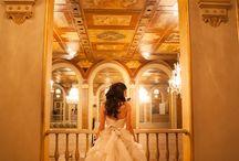 New York Plaza wedding inspiration