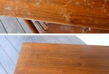 wooden furniture tips