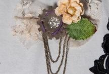 Jewelry By Rose Generazio / Handmade Jewelry  / by The Frame Dame