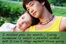 Korea & K drama quotes