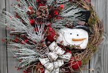 snowmen decor