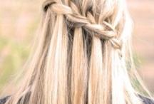 Hair we go / by Sally Sevila