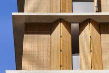 facade / shading systems
