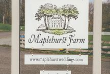 Maplehurst Farm Wedding Photography