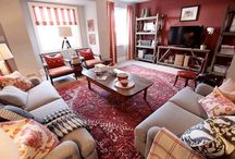 Basement family rooms