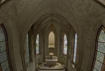 Castle - Palace - Château - Fortress - Manor - House - Schloss - Burg  /  Visit also: https://de.pinterest.com/HBlackthorne/castle-palace-ch%C3%A2teau-fortress-manor-house-schloss/